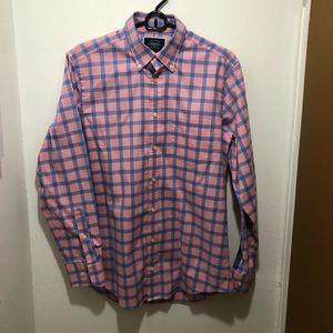 Charles Tyrwhitt 100% cotton button down shirt